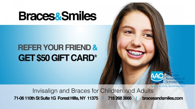Get $50 Gift Card For Referring Your Friend!