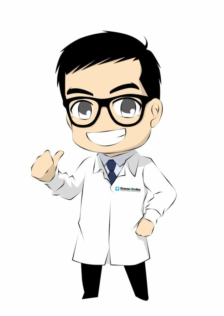 Dr Brian Lee   Braces and Smiles   Queens NY Best Orthodontist for Invisalign and Clear Braces   Affordable Cost   Reviews   Insurance brian lee Dr. Brian Lee dr brian lee cartoon 726x1024 - Queens NY Orthodontist for Invisalign and Clear Braces