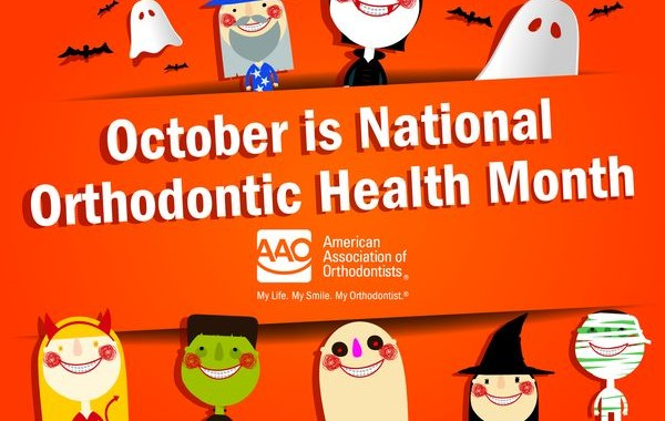 October National Orthodontic Health Month | Braces And Smiles | Queens NY Best Orthodontist For Invisalign And Clear Braces