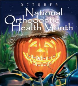 October National Orthodontic Health Month Pumpkin  Orthodontic Health Month – October 2016 – Forest Hills Queens NY 93b Orthodontic Health Month 3 271x300 - Queens NY Orthodontist for Invisalign and Clear Braces