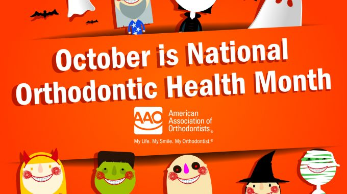 Orthodontic Health Month – October 2016 – Forest Hills Queens NY